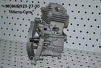 Двигатель (Картер) в сборе 1E36F  для мотокосы , фото 1