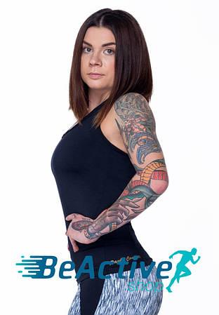 Женская спортивная майка-топ Paulo Connerti боксерка 6104