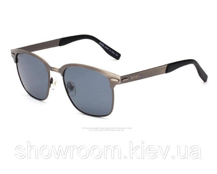 Солнцезащитные очки в стиле Boss (15168) grey