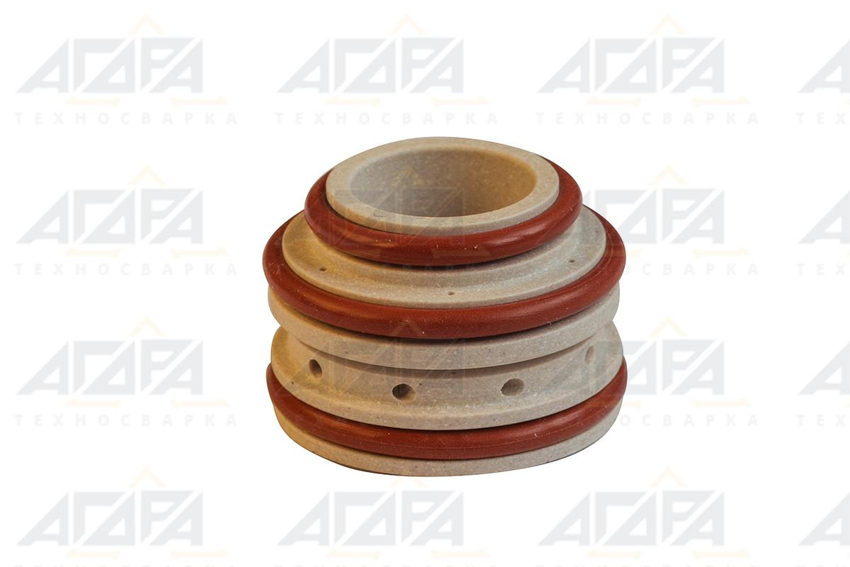 220529 Завихритель/Swirl Ring 45-50 А для Hypertherm HSD 130 HySpeed