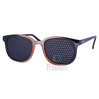 "Очки-тренажеры ""Laser Vision""  803 с футляром"
