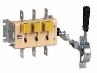 Выключатель-разъединитель ВР32И-31A31240 100А, 3 полюса, на 1 направление