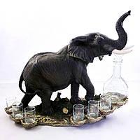 Штоф Слон