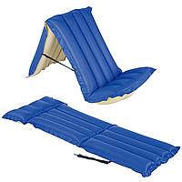 Сверхпрочный матрас-кресло для кемпинга Bestway 67013 (159х53.5х14 см)
