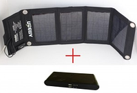 Солнечный зарядный комплект А28