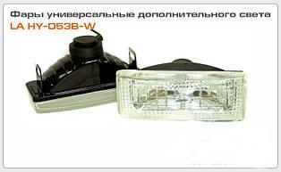 Фара додаткова, К-Т 2шт Lavita LA Hy-053b/W