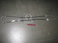 Трос ручного тормоза ВАЗ 21230 задний (пр-во ДААЗ) 21230-350818000