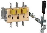 Выключатель-разъединитель ВР32И-31А70220 100А на 2 напр. без ДГК ИЭК