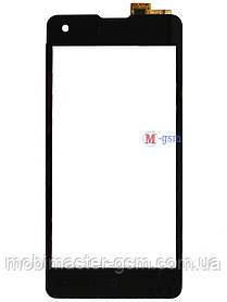 Сенсорный экран для Impression ImSmart S471 черный (тестирован)