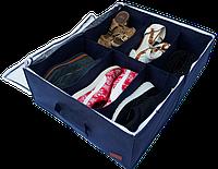 Органайзер для обуви на 6 пар, джинс