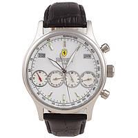 Мужские наручные часы Ferrari Maranello Silver White