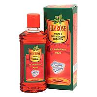 Аюрведическое масло от боли в суставах из индийских трав «Himrose» с охлаждающим эффектом, фото 1