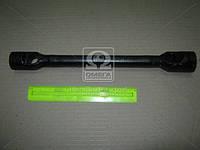 Ключ балонный ГАЗЕЛЬ, КАМАЗ (24х27) L=360 мм (пр-во г.Павлово) И-116