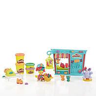 Игровой набор Плей До город Зоомагазин Play-Doh Town Pet Store