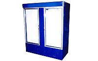 Холодильный шкаф-витрина Айстермо ШХС-1.0 с автооттайкой и лайт-боксом