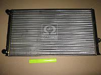 Радиатор охлаждения VW GOLF III (1H) (91-) (пр-во Nissens) 652471