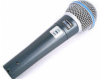 Микрофон со шнуром Shure Beta 58A Precision Crafted Vokal Microphone