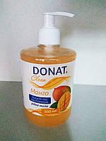 Жидкое мыло Манго 500мл-Донат