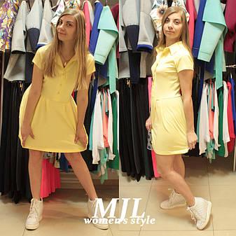 Женское летнее платье Аделина белое, фото 2