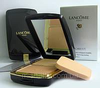 Трехцветная компактная пудра Lancome Maquicake UV (Ланком Маквикейк)
