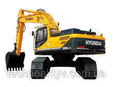 R380LC-9  · Двигатель HYUNDAI HE8.9 · Ковш 1,62 (㎥) · Рабочий вес 38,450 (кг) · Эталонная модель R380LC-9