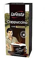 Кофейный напиток Капучино La Festa ореховый,10 пак х 12,5 гр