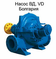 Насос VD Болгария ВД 315-71а на раме c эл.дв. 90кВт/3000 об./мин