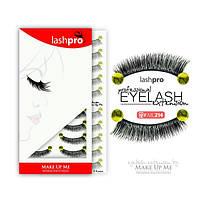 Профессиональный набор ресниц 10 пар - Make Up Me LashPro ML214 - ML214
