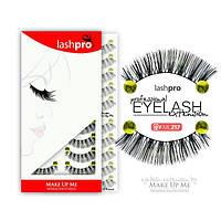Профессиональный набор ресниц 10 пар - Make Up Me LashPro ML217 - ML217