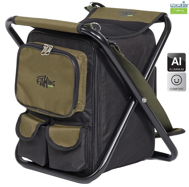 Стул-рюкзак термос Norfin Luton
