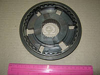 Муфта синхронизатора 2 и 3 пер. ГАЗ 3307-09,ВАЛДАЙ (со ступицей) (пр-во ГАЗ) 33104-1701124