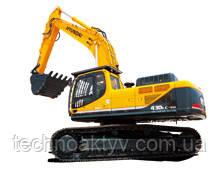 R430LC-9SH  · Двигатель HYUNDAI D6AC-С · Ковш 1,9 (2,49) (㎥ (ярда3)) · Рабочий вес 42600 (93920) (кг (фунт)) · Эталонная модель R430LC-9SH