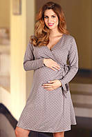 Халат для беременных и кормящих Lupo 1685