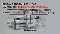 Стекло боковое переднее правое на ВАЗ 2190 (LADA GRANTA) (2011-)/2192 ВАЗ