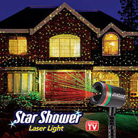 Лазерный звездный проектор Star Shower Laser Light (Стар Шовер Лазер)