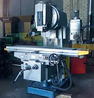 Вертикально-фрезерный ВМ127 (стол 400х1600), после ремонта, фото 1