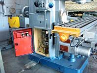 Вертикально-фрезерный ВМ127 (стол 400х1600), после ремонта