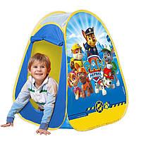 Детская палатка John Игровой домик Щенячий патруль  71044, фото 1