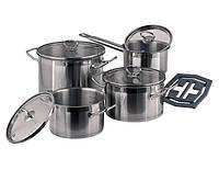 Набор посуды Vinzer Universum Compact 9 пр. 89040