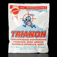 Трианон Trianon 40 г порошок от тараканов блох клопов моли