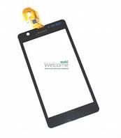 Сенсор (тач скрин) Sony Xperia ZR C5502 M36h, C5503 M36i black