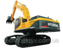R520LC-9  · Двигатель CUMMINS QSM11 · Ковша 2,15 (2,81) (㎥ (ярда3)) · Рабочий вес 51000 (112440) (кг (фунт)) · Эталонная модель R520LC-9