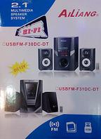 Акустическая система AILIANG USBFM-F30DC-DT