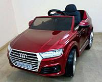 Детский электромобиль M 3231EBLRS-3 Ауди Q7,открываются двери+кожаное сидение