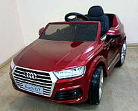 Детский электромобиль Audi Q7 (M 3231 EBLRS-3), автопокраска, бордо