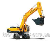 R520LC-9S FS  · Двигатель CUMMINS QSM11-С · Ковша 2.6 (3.4) (㎥ (ярда3)) · Рабочий вес 55500 (122400) (кг (фунт)) · Эталонная модель R520LC-9S FS