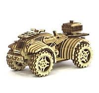 "Коллекционно-сувенирная модель ""Квадроцикл"" Wood Trick, фото 1"