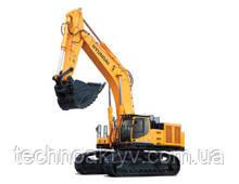 R800LC-9  · Двигатель CUMMINS QSX15 · Ковша 1.65 (2.16) (㎥ (ярда3)) · Рабочий вес 84000 (185190) (кг (фунт)) · Эталонная модель R800LC-9
