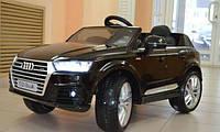 Детский электромобиль Audi Q7 (M 3231EBLR-2), автопокраска, черный