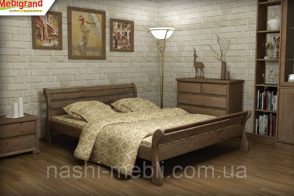 Двоспальне ліжко Верона